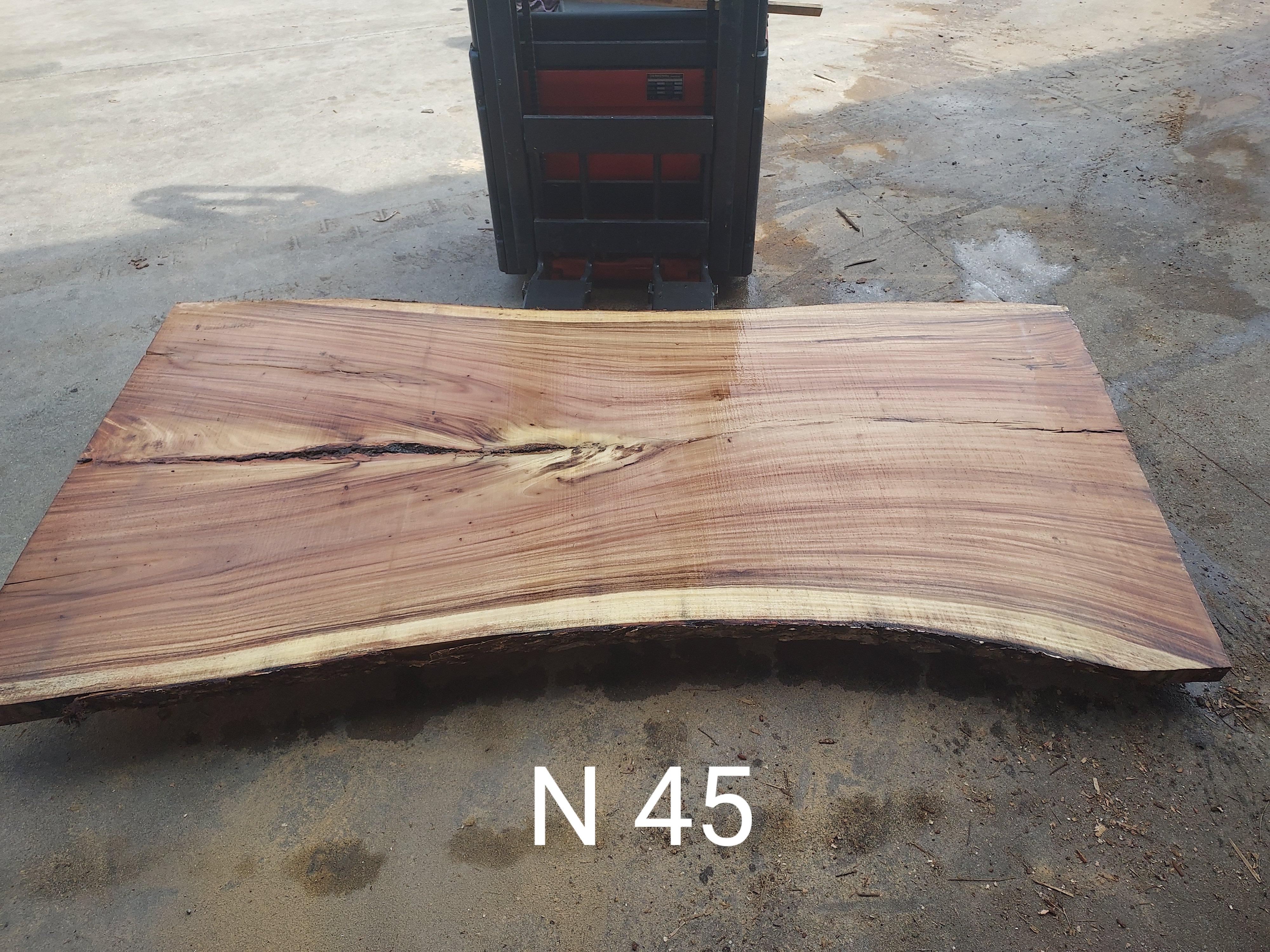 N 45 ANCHO
